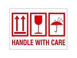 Handle with care tarra