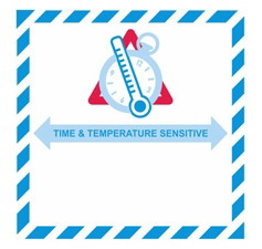 Time and Temperature Sensitive tarra